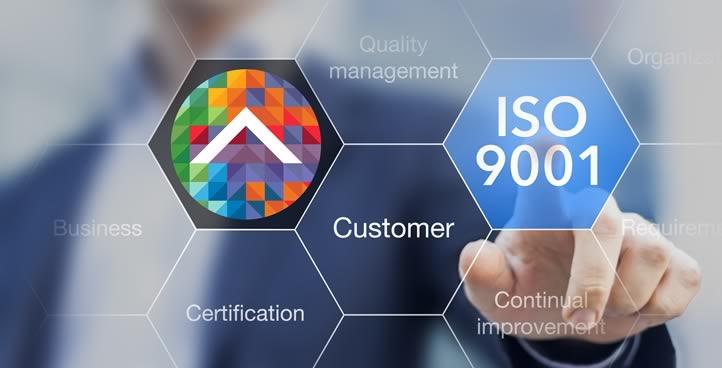 ISO 9001 (QUALITÁ)